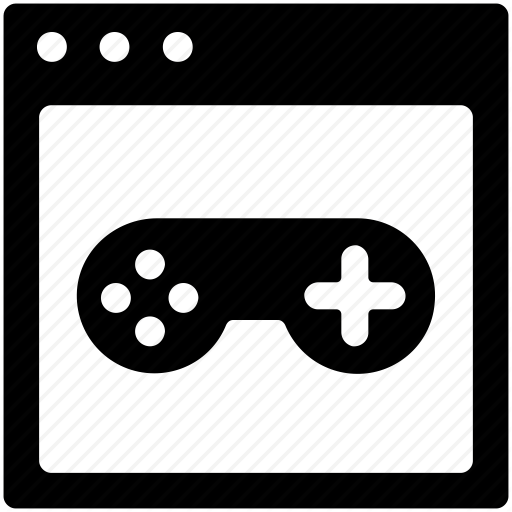 Games, Internet Games, Online Games, Video Game, Web Games Icon