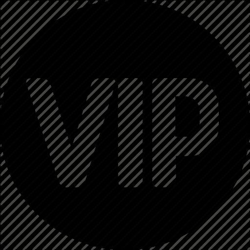 Premium, Priority, Privilege, Vip Icon
