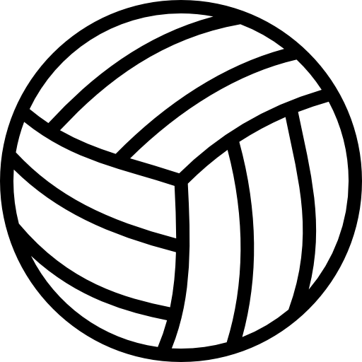 Volleyball Ball Icons Free Download
