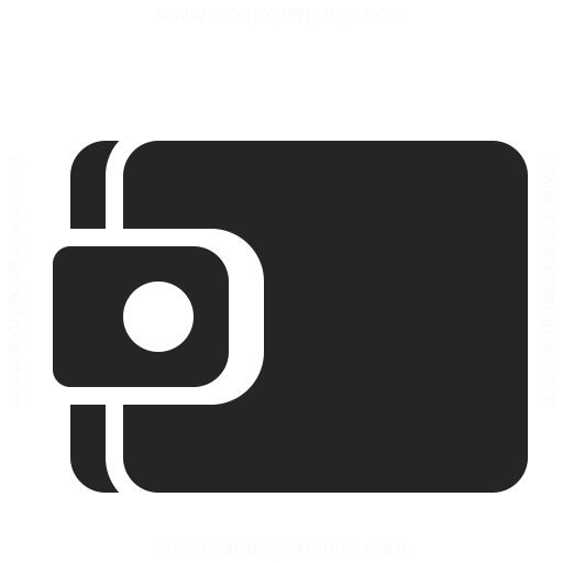 Wallet Empty Icon Iconexperience