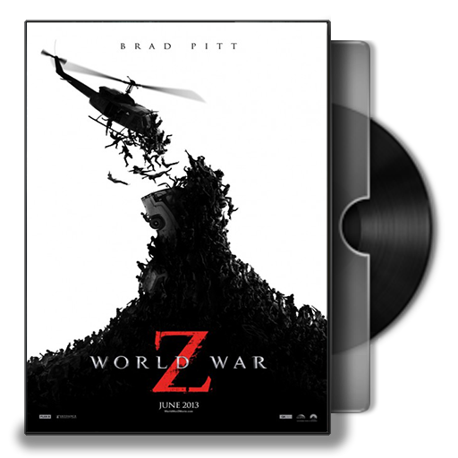 World War Z Folder Icon