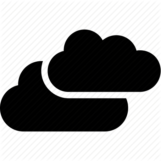 Cloud, Forecast, Nature, Puffy, Weather Icon