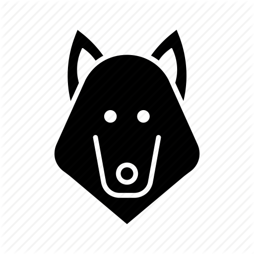 Dog, Hound, Lobo, Loup, Predator, Wolf Icon