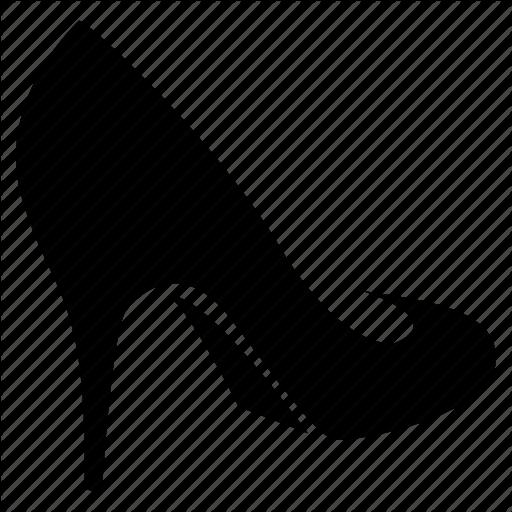 Heels, Shoes Store, Shopping, Woman, Women's Shoes Icon