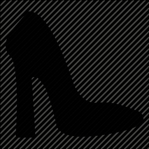 Boots, Foot, Footst Footwear, Heel, Shoes, Women Icon