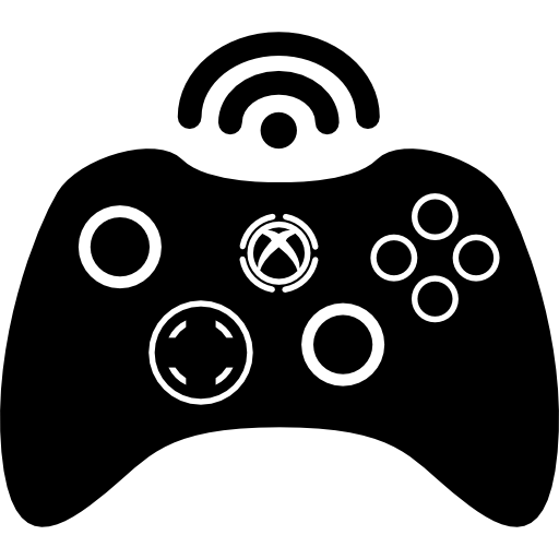 Xbox Wireless Game Control Tool Icons Free Download