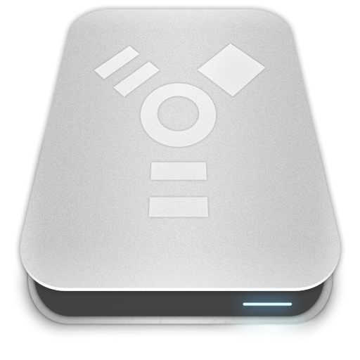Hd, Firewire Icon