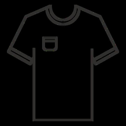 Do Curso De Camisa De T De Bolso