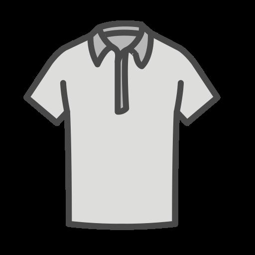 Collier, T, Shirt Gratuit De Clothing Icons Fill