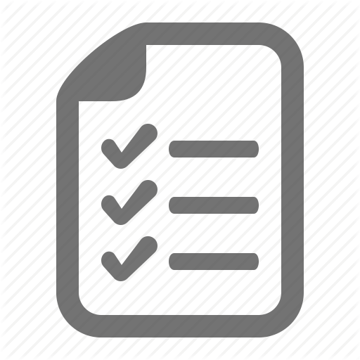Check, Complete, List, Mark, Task, To Do, Verify Icon