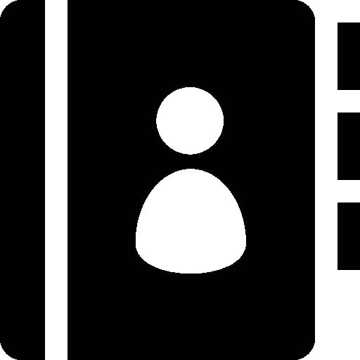 Agenda De Contactos Descargar Iconos Gratis