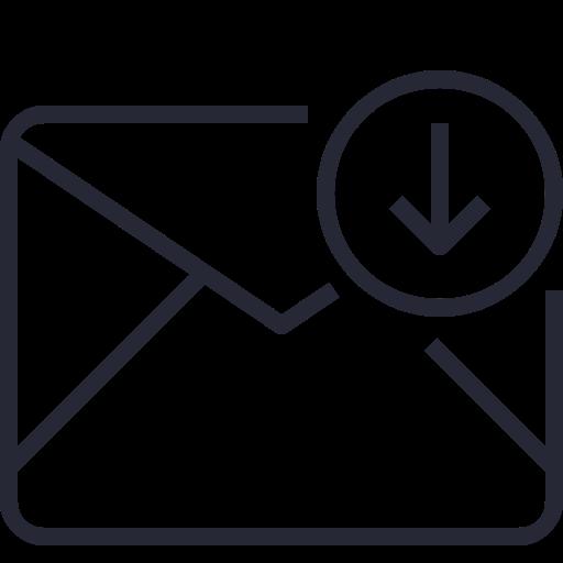 Icono De Correo Sobres, Descargar Gratis De Email