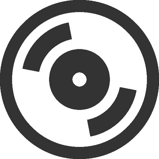 Metro Style Cd Icon
