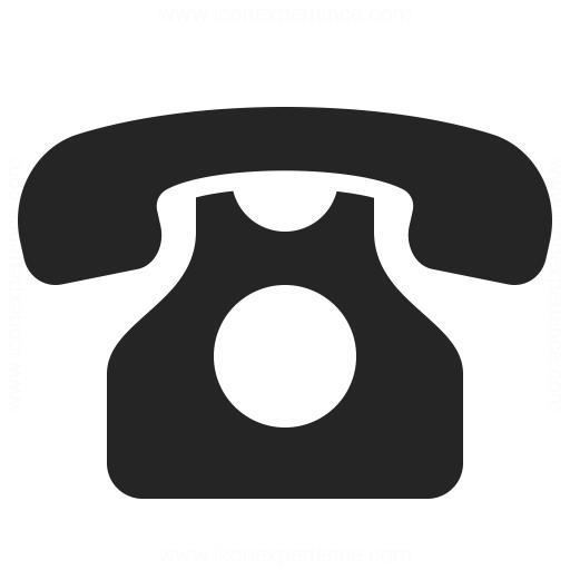 Telephone Icon Iconexperience