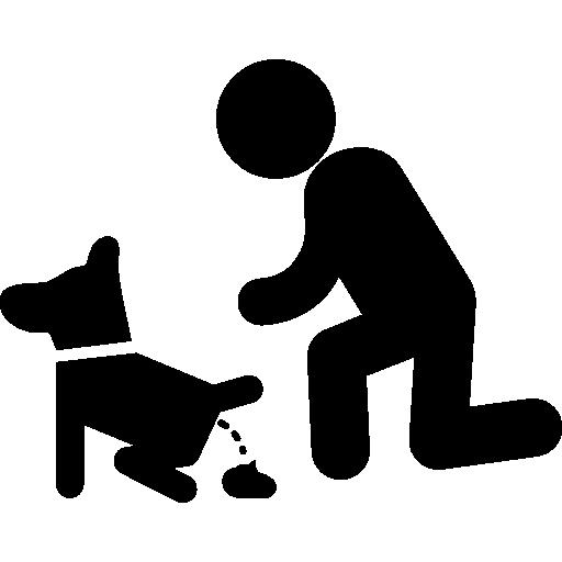 Dog Shitting Icons Free Download