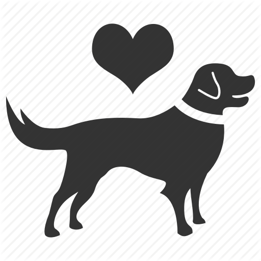 Animal, Dog, Doggy, Pet, Pet Allow, Pet Friendly, Pet Lover Icon