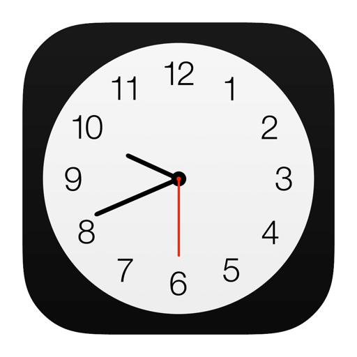 Clock Icon Ios Png Image