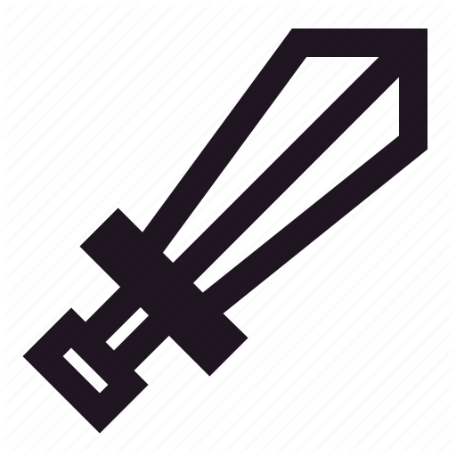 Attack, Battle, Game, Rpg, Sword, Weapon Icon
