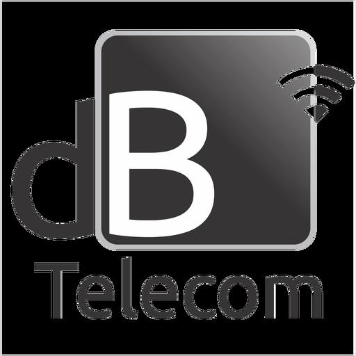 Db Quadrado Icon Download