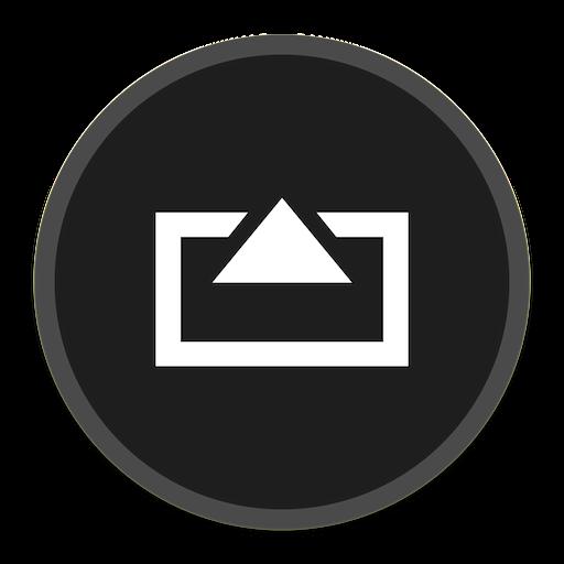 Airserver Icon Button Ui