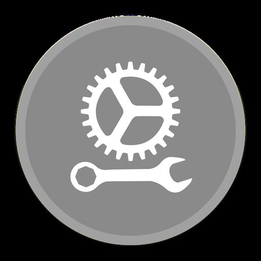 Tinkertool Icon Button Ui