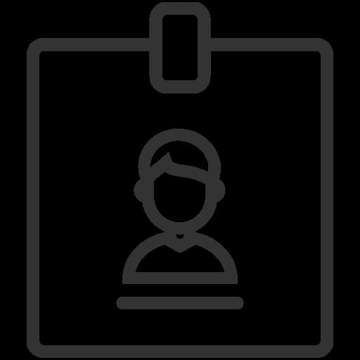 Id, Card Icon Free Of Themeisle Icons