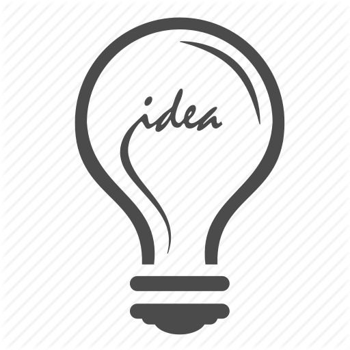 Brainstorming, Idea, L Light Bulb, Planning, Seo, Solution Icon