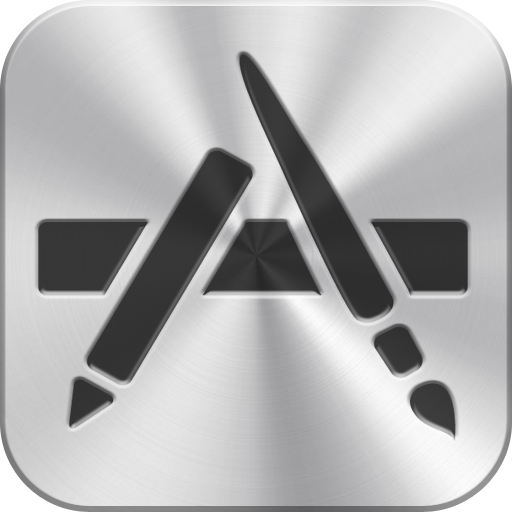 App Store, Applications, Apps Icon