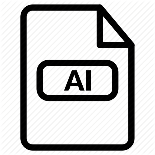 Adobe Illustrator, Document, File, Format, Vector Icon