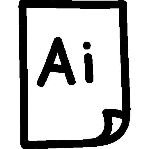 Illustrator Hand Drawn Interface Symbol Icons Free Download