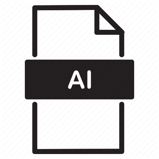 Adobe, Document, File, Illustrator Icon