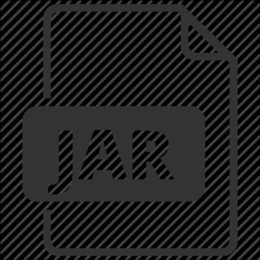 Format, Jar, Java Archieve Icon