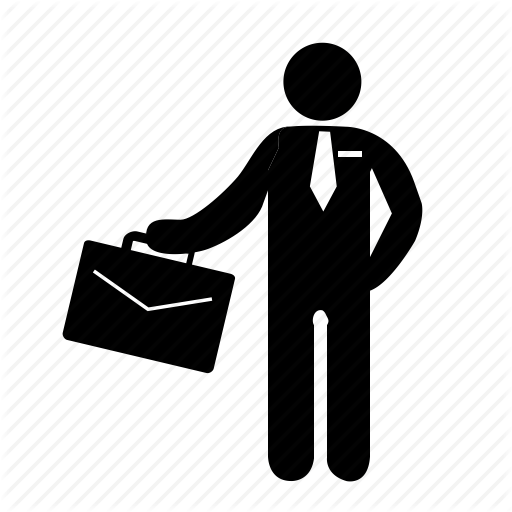 Business Person Icon Transparent Png Clipart Free Download