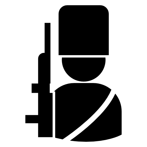 Collection Of Guard Icons Free Download