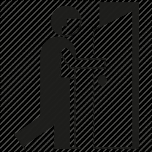Door, Text, Font, Transparent Png Image Clipart Free Download