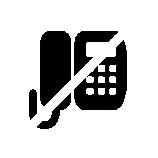 Icon Nophoneline