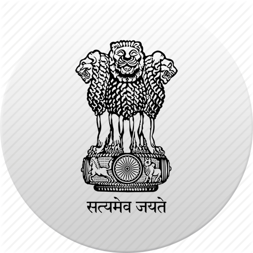Country, India, State, State Emblem Icon