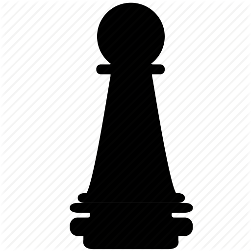 Chess, Figure, Game, Infantry, Pawn, Piece, Rookie Icon