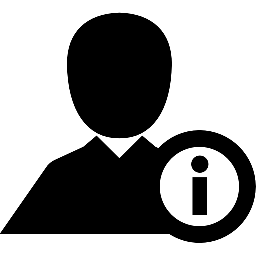 Personal Info Icon Png Png Image