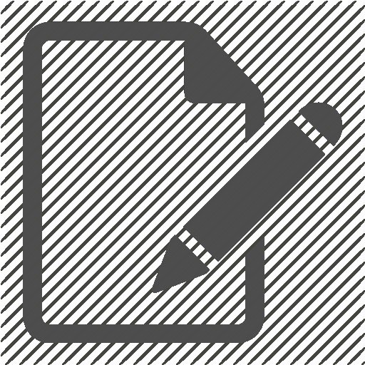 Pen Paper Round Icon Transparent Png Vector Pencil And Png