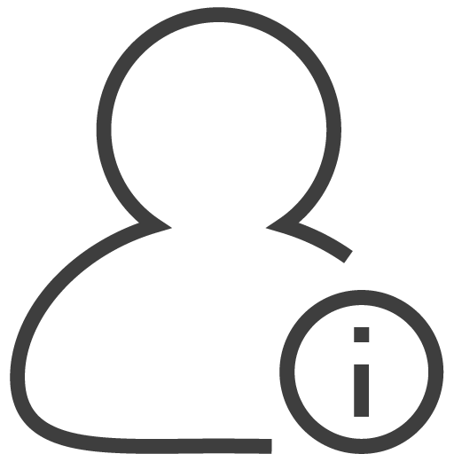 Info Icon Silky Line User Iconset Custom Icon Design
