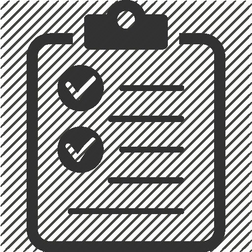 Checklist Icon Transparent