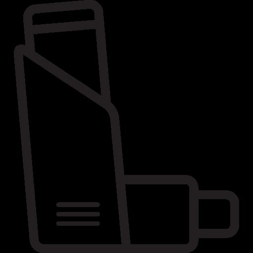 Asthma Inhaler Png Icon