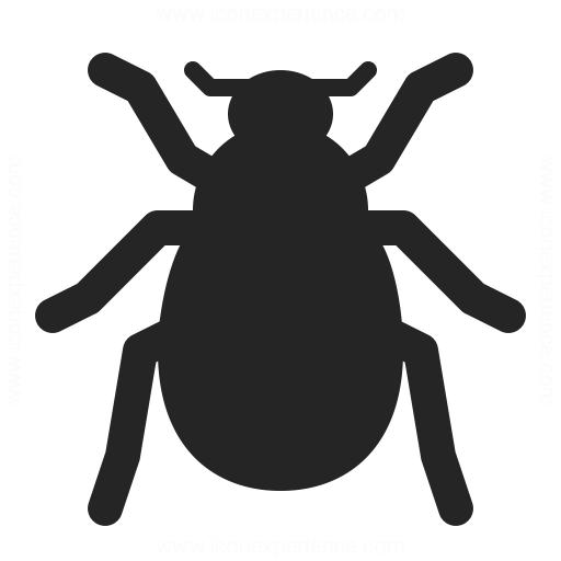 Bug Icon Iconexperience