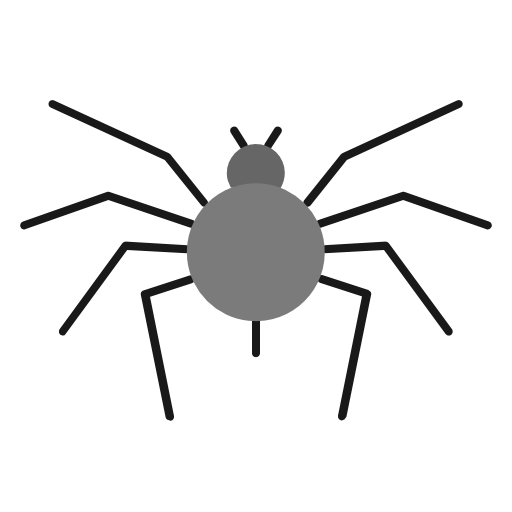 Insects, Insect, Spider Icon Free Of Insects Flat Icons