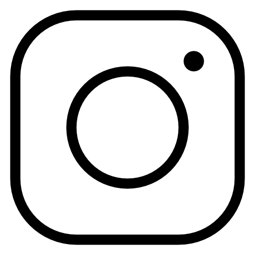 Excelent Free Instagram Icon Black And White Png Download