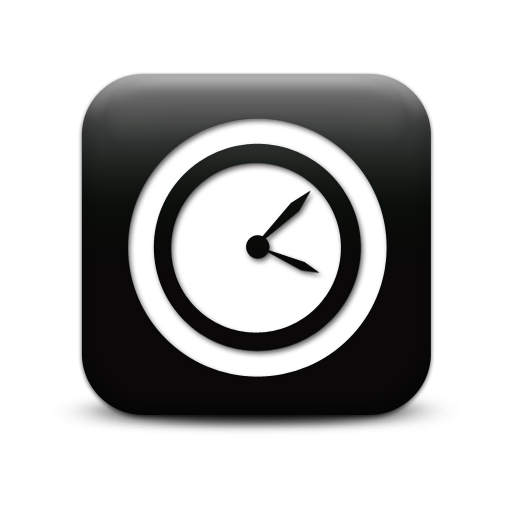 No Time Icon Images