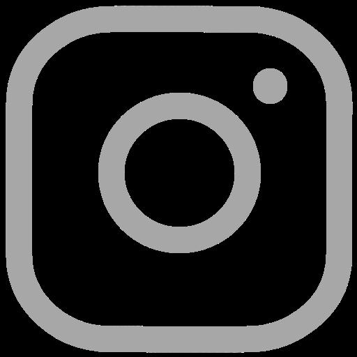 Facebook Instagram Grey Logo Png Images