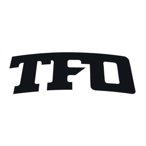 Cropped Temple Fork Outfitters Tfo Logo Black Favicon