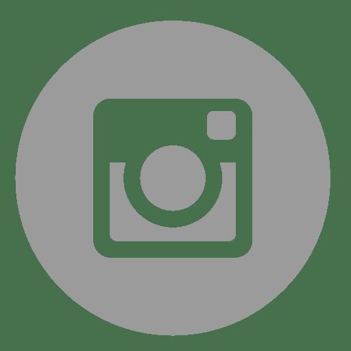 Instagram Icon Grey